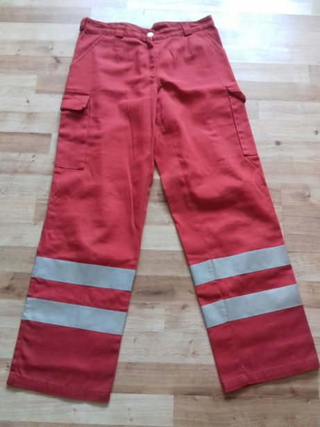 Spodnie robocze bojówki