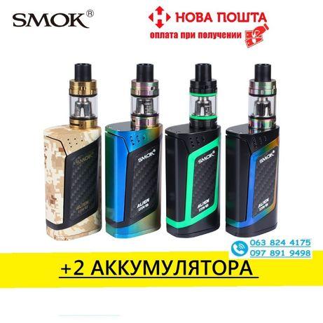 Стартовый набор Smok Alien 220W электронная сигарета вейпVape алиен