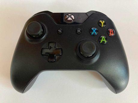 kontroler pad xbox one czarny