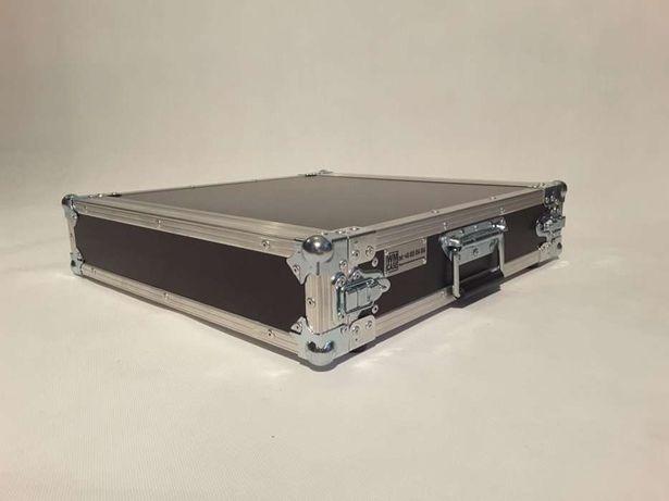 Rack 2u na wzmacniacz 45cm głęboki NOWY flightcase