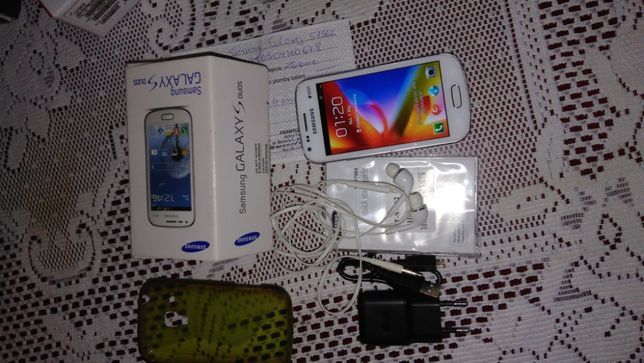 Samsung galaxy S DUOS Dual sim GT S7562