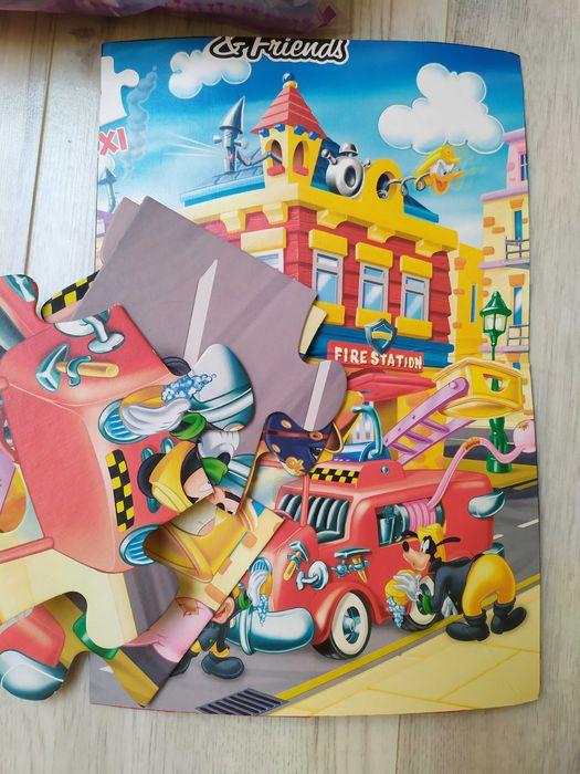 Mega zestaw puzzli dla dzieci Smolec - image 1