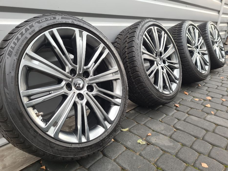 "Oryginalne Felgi 18"" Hyundai I30 I40 Kia Toyota Renault Megane RS"