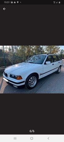 BMW 318 Tds IMPECÁVEL 1 dono