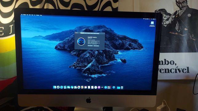 """iMac 27"""" 3,2Ghz Quad-Core Intel i5 2013"""