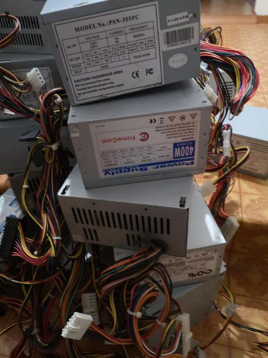 Блок Питания для Компьютера ATX 400Ват (400W) Николаев - изображение 1