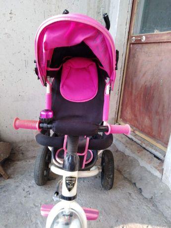 Трехколёсный детский велосипед Azimut Trike