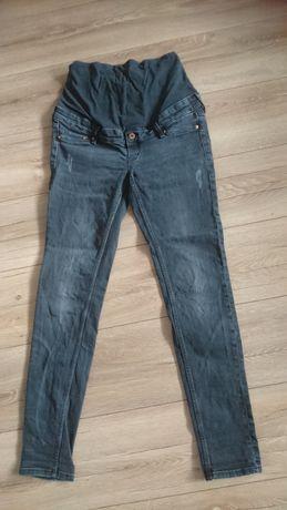 Spodnie ciążowe H&M w rozmiarze 38