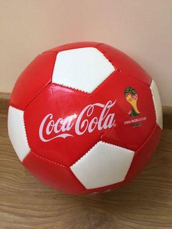 Piłka Coca Cola nowa.