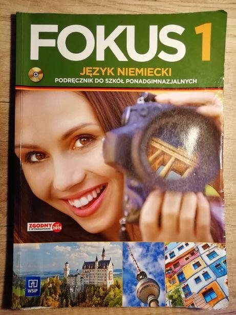Podręcznik do języka niemieckiego do szkół ponadgimnazjalnych Fokus 1