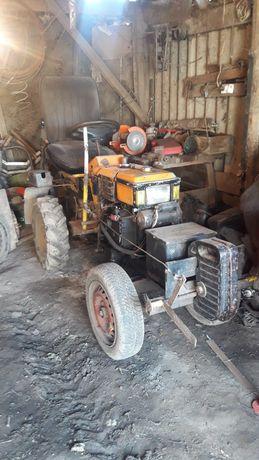 Міні трактор кентаувер + косарков