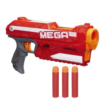 Игрушечный пистолет Нерф Мега бластер Nerf Магнус Magnus от Hasbro
