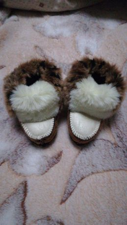 Демисезоные Зимние пинетки валенки сапожки
