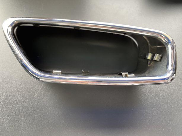 Osłona tłumika, końcówki rury BMW G30 G32 chrom prawa