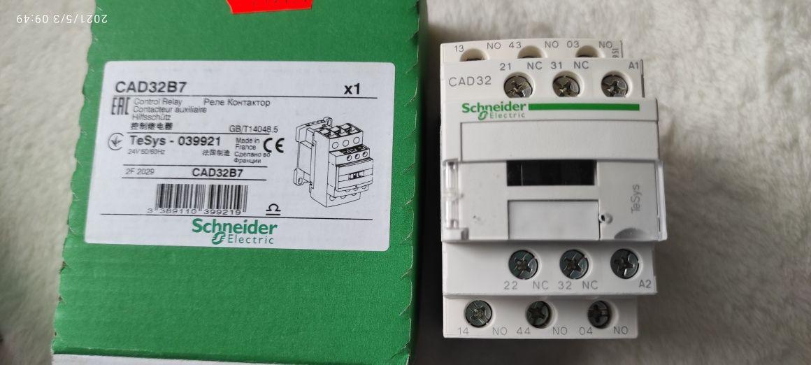 Schneider stycznik CAD 32B7