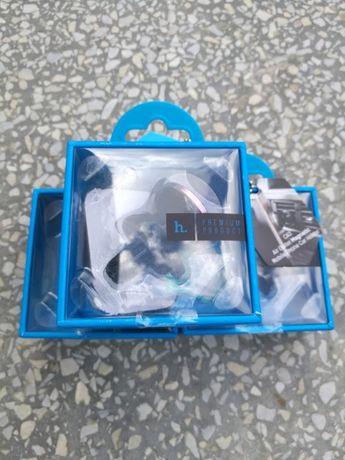 Автодержатель для телефона Hoco CA3 Magnetic Grey