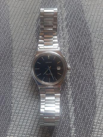 Zegarek Orient srebrny
