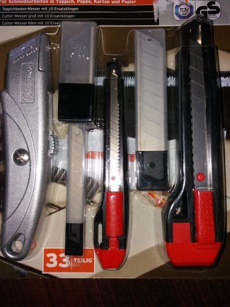 Noże  różne rodzaje