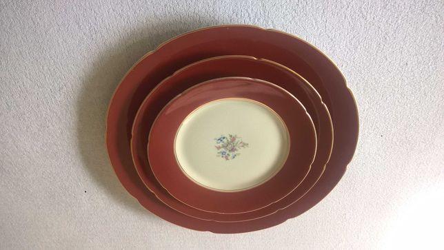 Serviço de Jantar de porcelana vintage