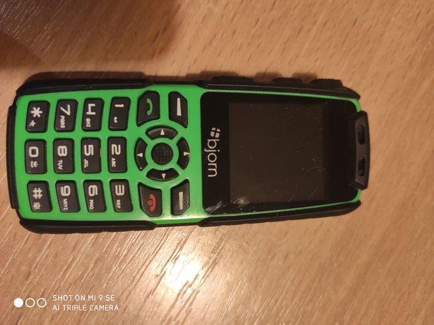 Nowy telefon LARK BJORN RP450 dual sim BUDOWLANY