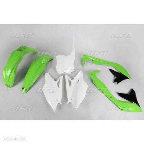 kit plasticos ufo kawasaki kx 450f