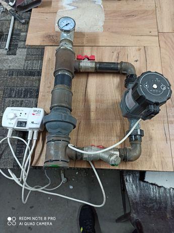 Pompa C. O pompa obiegowa do kotła