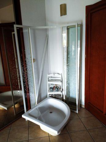 Kabina prysznicowa z brodzikiem 80cm