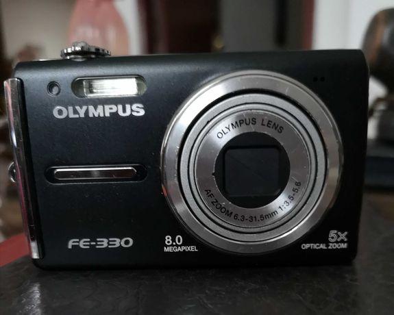 Câmara fotográfica Olympus fe-330