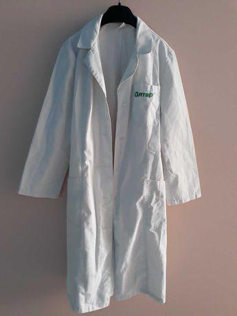 Халати медичні білі