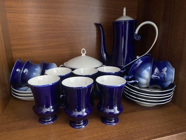 Чайний набір, порцеляновий набор