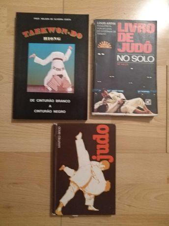 Livros de artes marciais