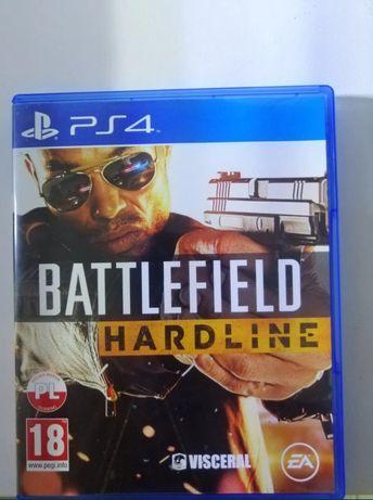 Гра Battlefield hardline ps4