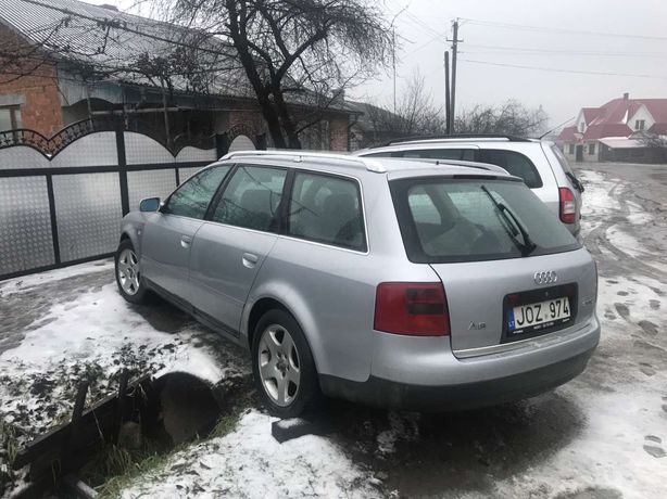 Audi a6c5 2.5 повний привід на куски
