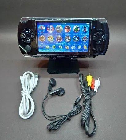 Портативная игровая приставка консоль Psp Х6 экран 4,3″ с камерой Лучш