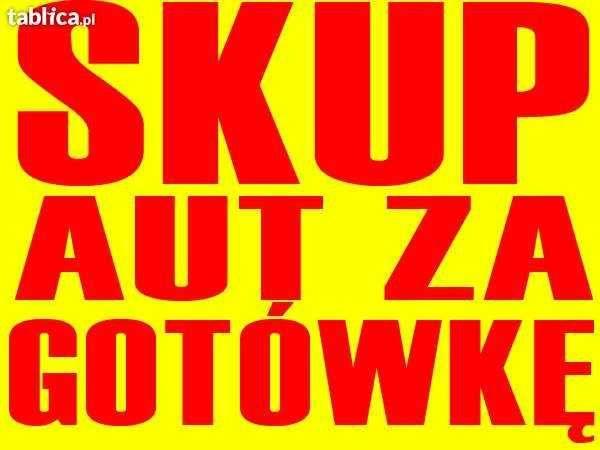 Skup aut Brodnica/Rypin/Nowe Miasto Lubawskie i okolica