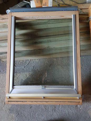 Okna dachowe 78x98 z demontazu