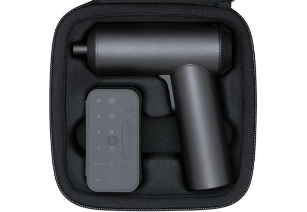 Шуруповерт электрический Xiaomi Mijia Electric Screwdriver+ 12 насадок