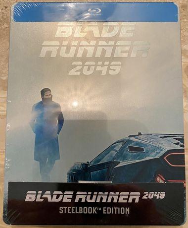 Blade Runner 2049 / Łowca Androidów Blu-ray Steelbook