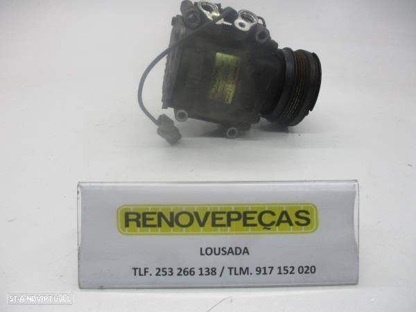 Compressor Do Ar Condicionado Honda Civic V Hatchback (Eg)