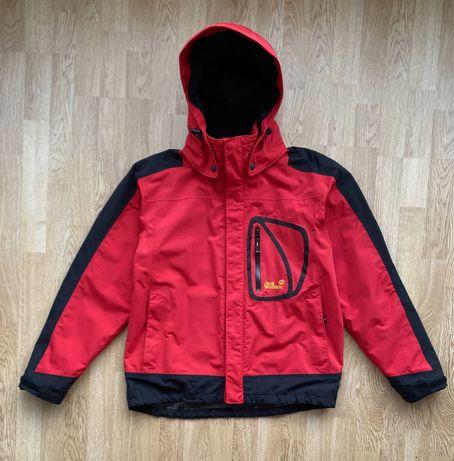 Мембранная куртка Jack Wolfskin водонепроницаемая оригинал мембранка