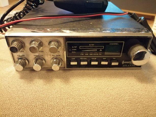 Cb radio atlantic