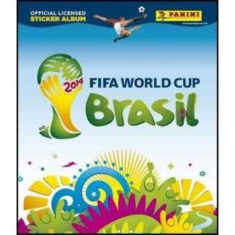 Caderneta mundial do Brasil Nova