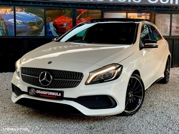 Mercedes-Benz A 180 AMG