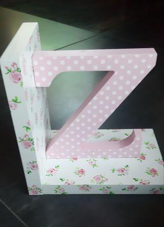 Podpórka pod książki - litera Z