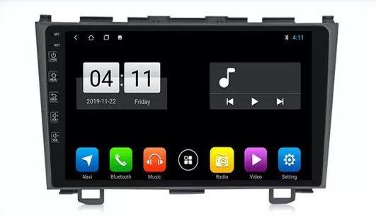 Магнитола Android Honda CR-V Civic Accord Jazz Fit Pilot Element GPS