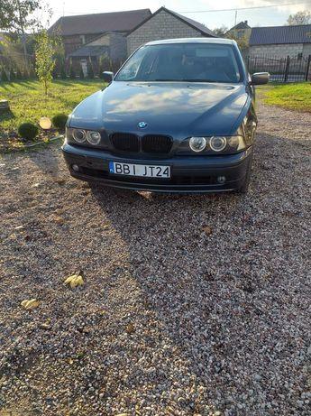 BMW e 39 2.5i 192km gaz STAG