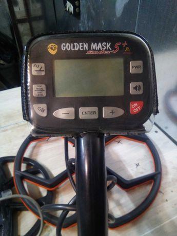 Металлоискатель Golden mask 5+ 8-18кгц