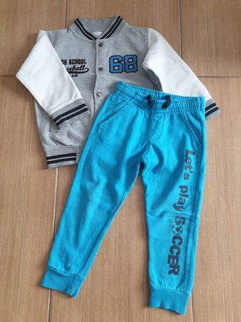 Bluza + spodnie 104 cm