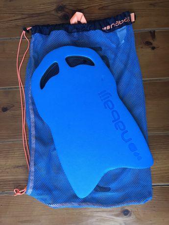 Prancha + saco de natação