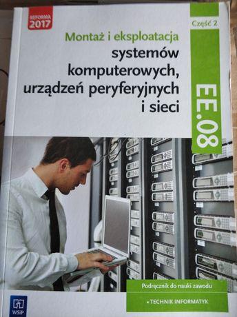 Montaż i eksploatacja systemów EE.08 część 2 WSiP
